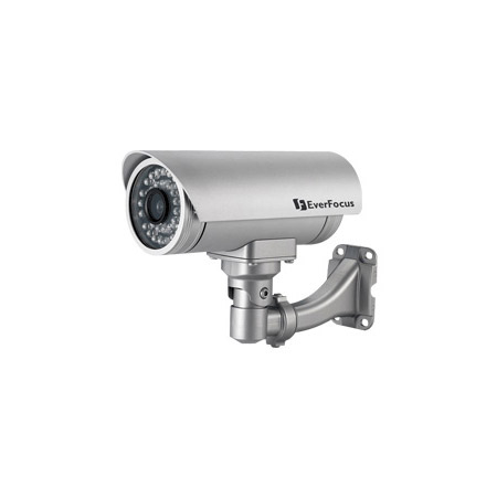 Everfocus EZ330E-C6 520 TVL Outdoor Weatherproof 98 Ft. Range IR Bullet Camera