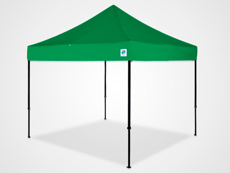 E-Z Up 10x15ft Eclipse 2 Shelter - Royal Blue - w / Cover