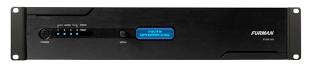 Furman F1500-UPS Uninterruptible Power Supply Battery Backup Power Conditioner