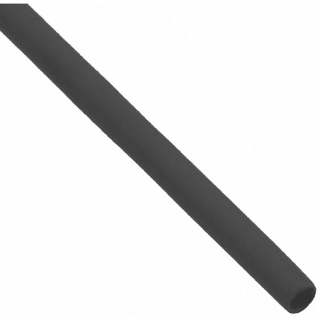 FIT-221-1/8 Heat-Shrink Tubing 60 Ft. Black