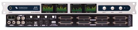 Ferrofish A32-Dante 368 Channel AD/DA Dante - MADI & ADAT Converter