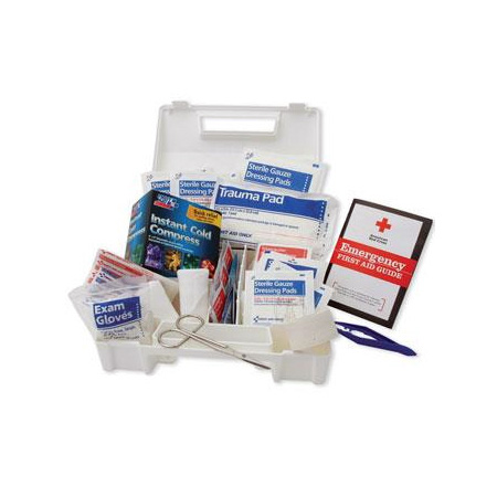 Unique Product Solutions Economical 10 Person Bulk First Aid Kit