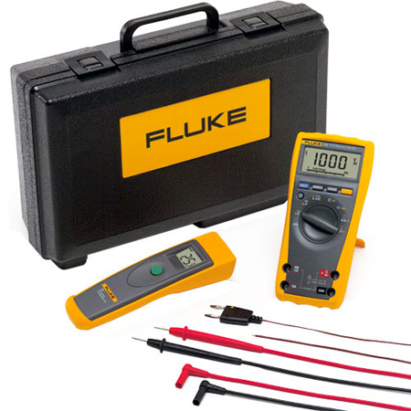 Fluke 179/61 Multimeter and Infrared Thermometer Kit