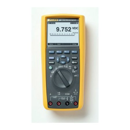 FLUKE 287 50 000 Count TRUE RMS Logging Multimeter with TraceCapture