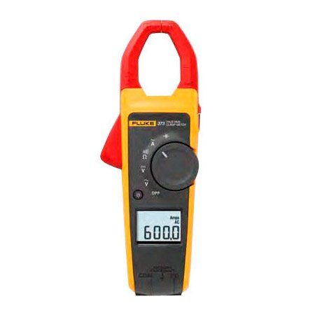 Fluke 373 True-RMS 600A/600V AC Clamp Meter