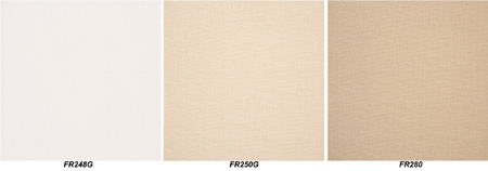 White 36 Inch Cloth Speaker Fabric - Per Yard