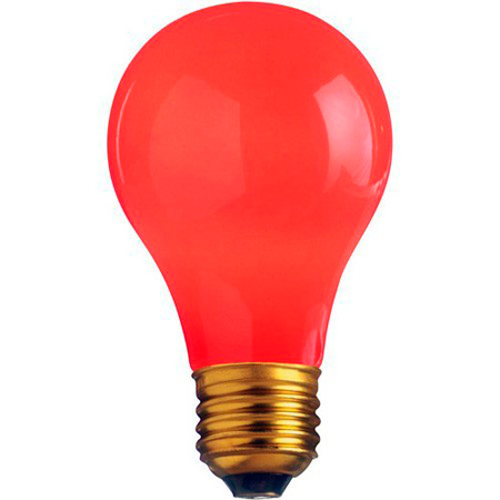 25W Red Bulb For FSL Lights