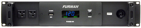 Furman P-2400 AR Voltage Regulator / Power Conditioner - 20 Amp