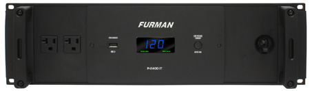 Furman P-2400 IT Symmetrically Balanced Power Conditioner - 20 Amp