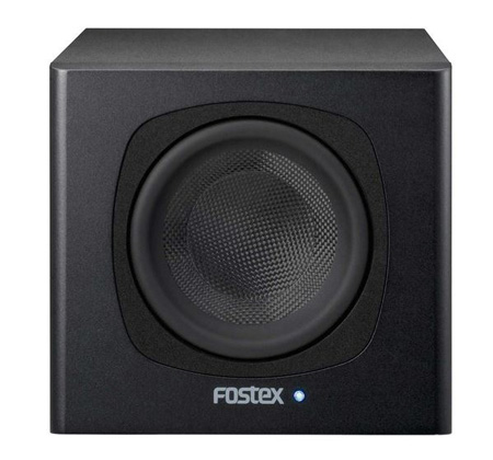 fostex pm sub mini 2 powered subwoofer 5 inch with auto. Black Bedroom Furniture Sets. Home Design Ideas