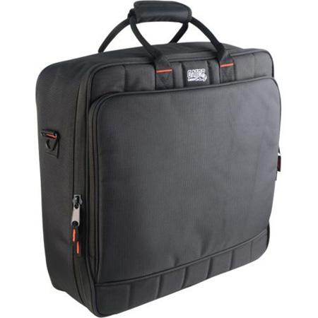 Gator Cases G-MIX-B 1818  18 x 18 x 5.5 Audio Equipment Gig Bag or Mixer Bag