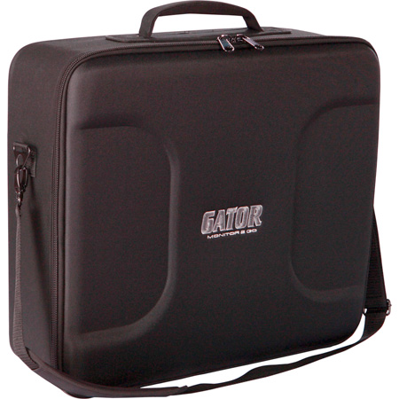 Gator G-MONITOR2-GO19 Rigid EPS Foam Lightweight Monitor Case