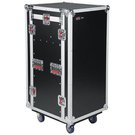 Gator Cases G-TOUR 10X14 PU Pop-Up Console Rack Case