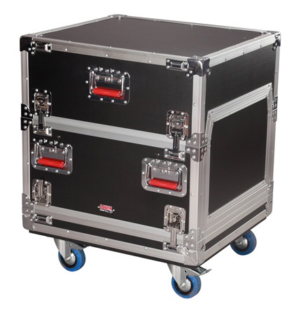 Gator G-TOUR-GRC-1406 ATA Console Wood Flight Rack Case