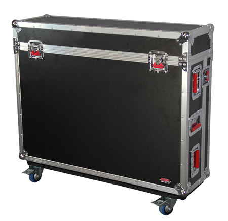 Gator G-TOUR-SIEXP-32 ATA Wood Flight Case for Soundcraft Si-Expression 32