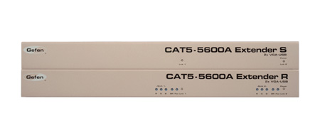 Gefen EXT-CAT5-5600A Dual VGA/USB and Audio over CAT5