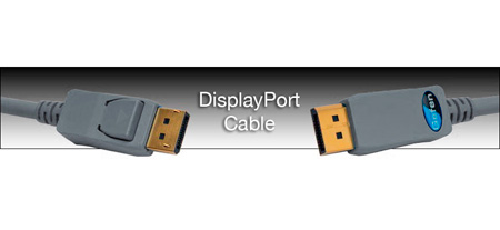 Gefen CAB-DPN-10MM DisplayPort Cables - Male to Male - 10Ft.