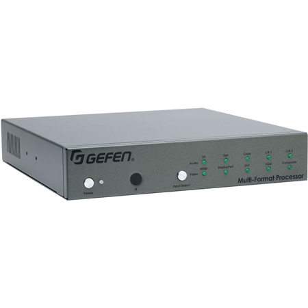 Gefen EXT-MFP Audio/Video Multi-Format Processor