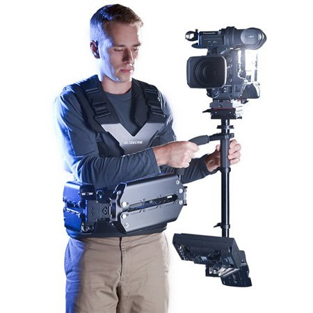 Glidecam X-20 Body Mounted Stabilization System - V Mount Plate