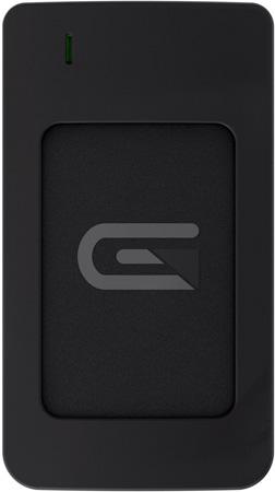 Glyph AR1000BLK Atom USB-C (3.1 Gen 2) / USB3.0 SSD Compatible with Thunderbolt 3 - Black 1TB Raid
