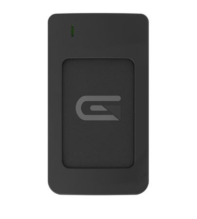 Glyph AR2000BLK Atom USB-C (3.1 Gen 2) / USB3.0 SSD Compatible with Thunderbolt 3 - Black 2TB Raid