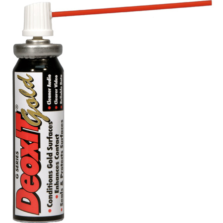 CAIG Laboratories DeoxIT ProGold GN5MS-15 5 Percent Spray 14g