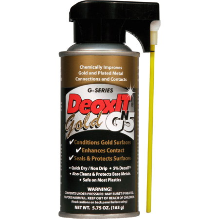 CAIG Products DeoxIT® Gold GN5S-6N 5 Percent Spray 163g
