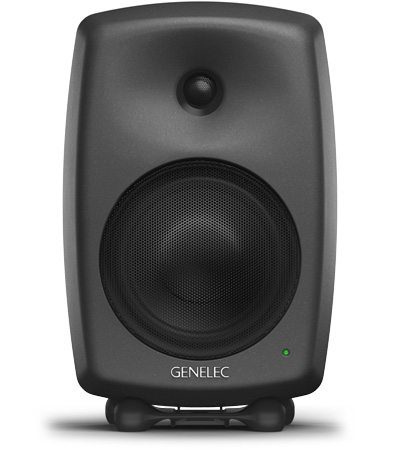 Genelec 8240APM 6.5LF/90W .75HF/90W Analog & AES/EBU Digital Input Producer
