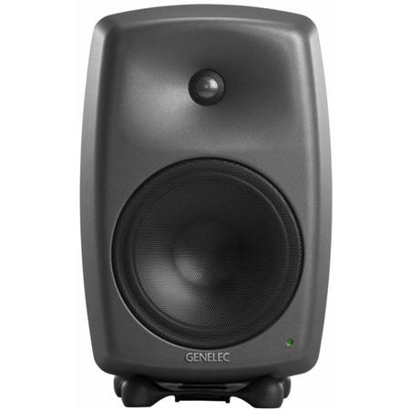 genelec 8350apm studio monitor 8 inch lf 200w 1 inch hf 150w analog aes ebu digital input. Black Bedroom Furniture Sets. Home Design Ideas