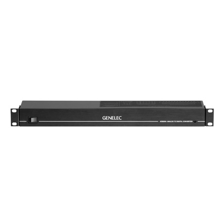 Genelec AD9200A 8 Channel 24 bit/96kHz Analog to Digital Converter