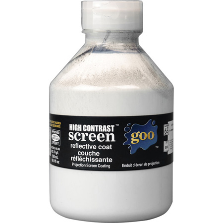 Screen Goo Digital Grey High Contrast Reflective Coat 4417 - 500mL