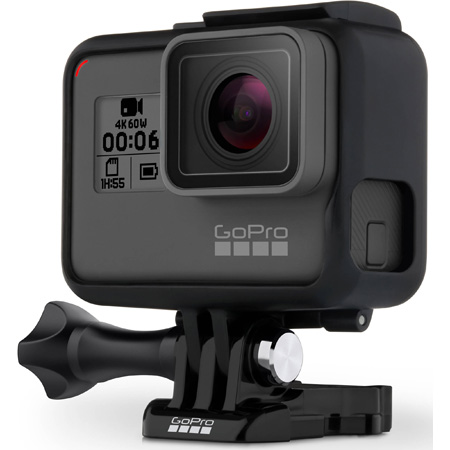 GoPro HERO6 Black 4K Ultra HD Video / 12MP Photo POV Video Action Camera