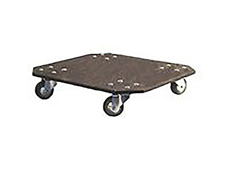 Grundorf M8-LC2B Large Caster Dolly Plate - 4 Inch - Option