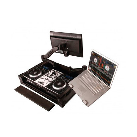 Gator G-TOUR ERGO-ARM2-PL Case for Pioneer Ergo Controller with (2) DJARMs