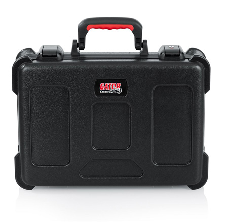 Gator GTSA-MIC30 TSA ATA Molded Case w/ Drops for (30) Mics