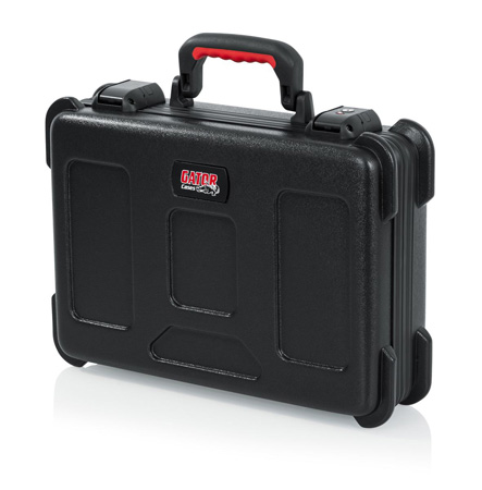 Gator GTSA-MICW6 TSA ATA Molded Case for (6) Wireless Mics