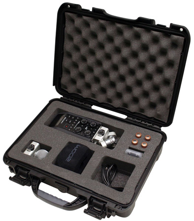 Gator Cases GU-ZOOMH6-WP Waterproof Zoom H6 Case