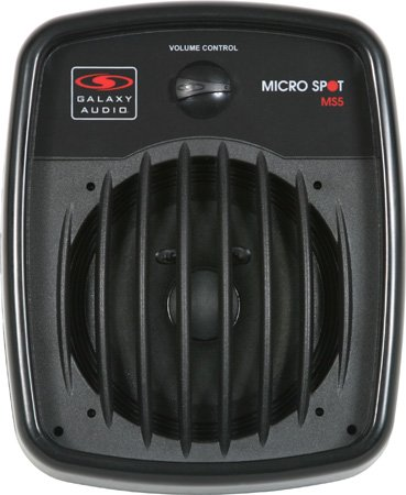 Galaxy Audio MS5 Micro Spot 5 Personal Monitor