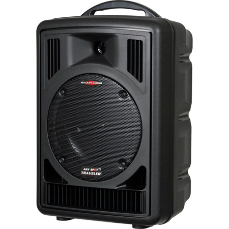 Galaxy Audio TV5iWS 40 Watt Portable PA with Wireless Satellite Speaker