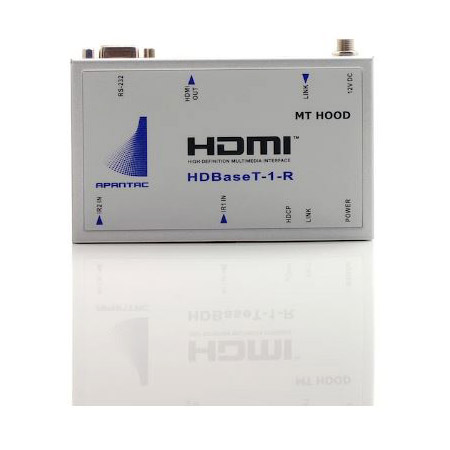 Apantac HDBT-1-R HDMI Receiver over CAT 5e/6 up to 100 Meters