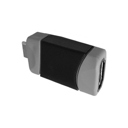 HDMI-A 19-Pin FemaleTo Mini HDMI-C Male Adapter