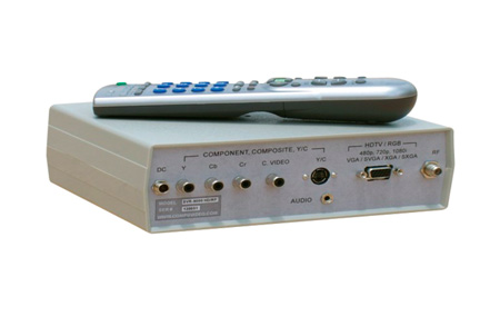 HDTV-2 - Audio/Video Sync and Test Generators