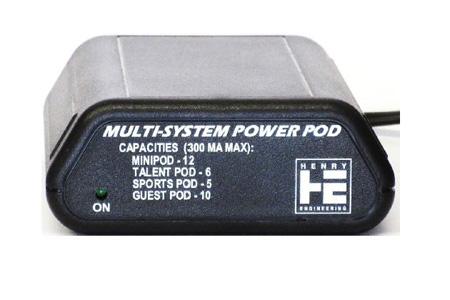 Henry Engineering Power Pod Multi-System Power Supply