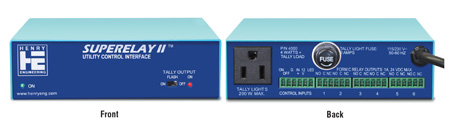 Henry Engineering SupeRelay II Utility Control Interface