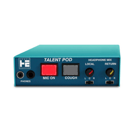 Henry Engineering Talent Pod Mic & Headphone Controller