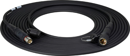 Camplex LEMO FUW-PUW Outside Broadcast SMPTE Fiber Camera Cable - 1500 Foot