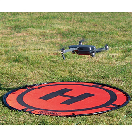 Hoodman HDLP3  Drone Launch Pad - 3 Foot Diameter
