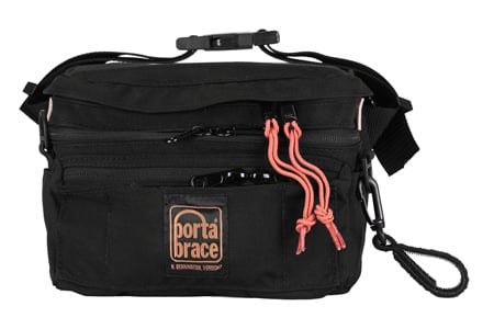 Porta Brace HIP-2 Hip Pack for Litepanels Croma - Black