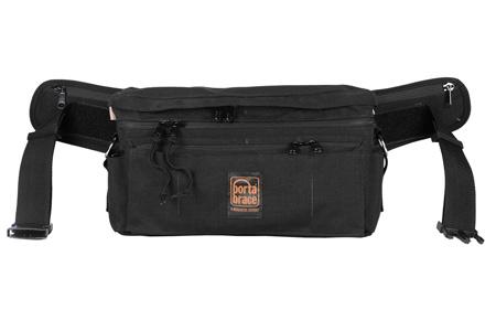 Porta-Brace HIP-4 - Hip Pack for Sony HVR-A1U - Black