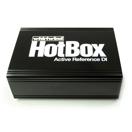 Whirlwind Active Direct Box